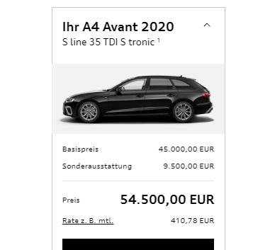 firmenwagen u Njemačkoj